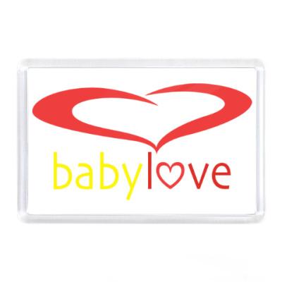 Магнит Baby Love
