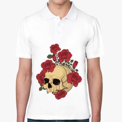 Рубашка поло The Dead Garden