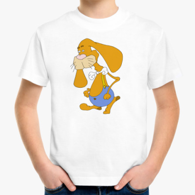 Детская футболка  Пес