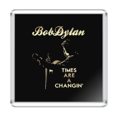 Магнит Bob Dylan