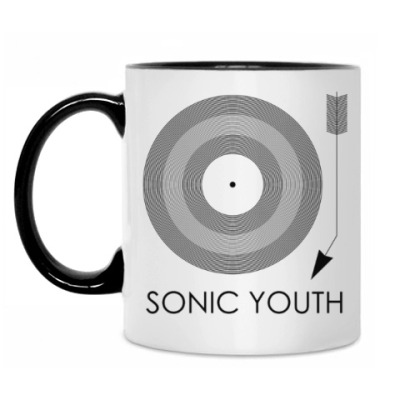 Кружка Sonic Youth