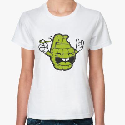 Классическая футболка Граната