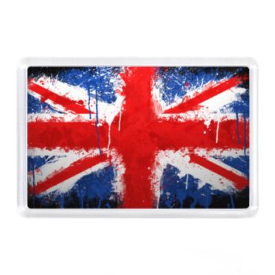 Магнит Британский флаг