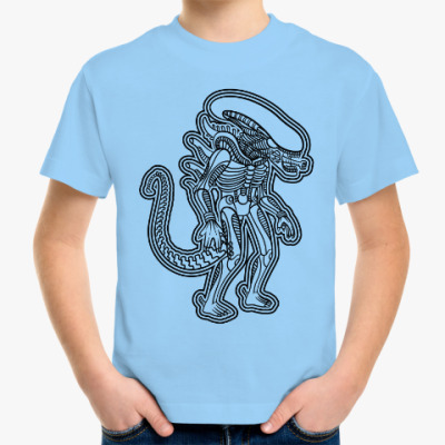 Детская футболка Чужой Майя