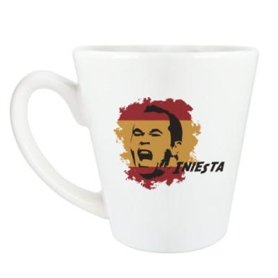 Чашка Латте Иньеста