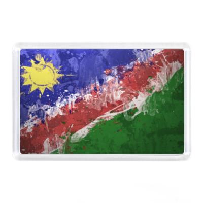 Магнит Флаг Намибии