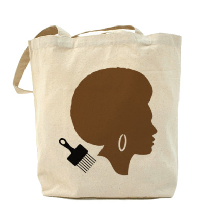 Сумка Afro Lady