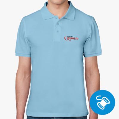 "Рубашка поло Логотип журнала ""Спаниель"""