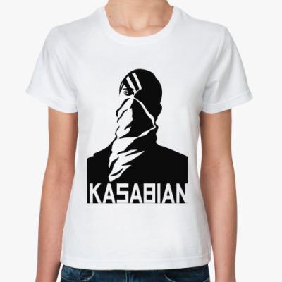 Классическая футболка Kasabian