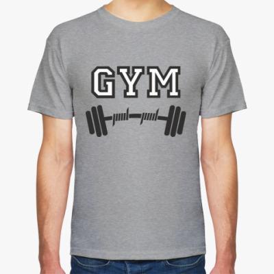 Футболка  Gym