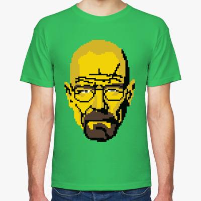 Пиксельные футболки