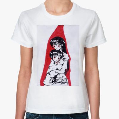 Классическая футболка 'Вампиры'