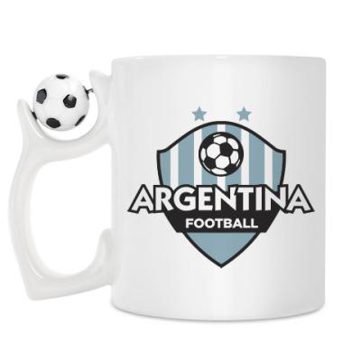 Кружка Футбол Аргентины