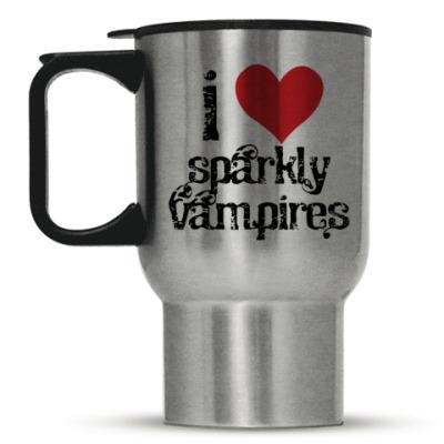 Кружка-термос Sparkly vampires