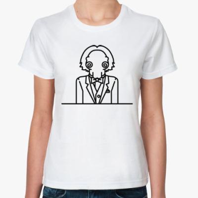 Классическая футболка Пила (Saw)