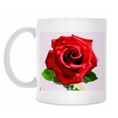 Кружка Роза