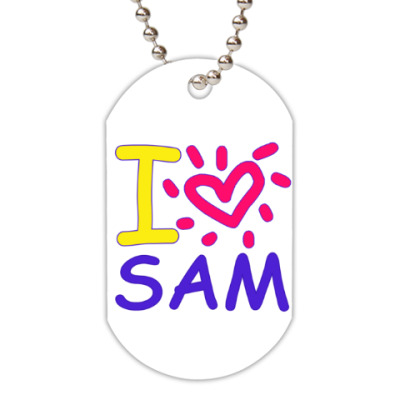 Supernatural - I love Sam