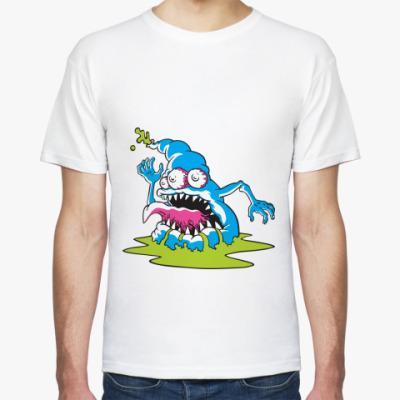 Футболка  футболка Monster