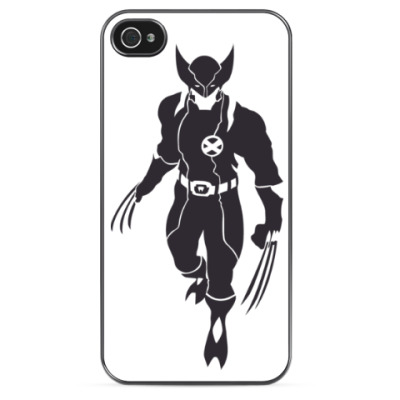 Чехол для iPhone Wolverine