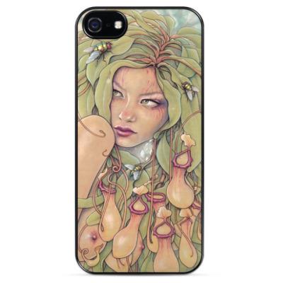 Чехол для iPhone Флора