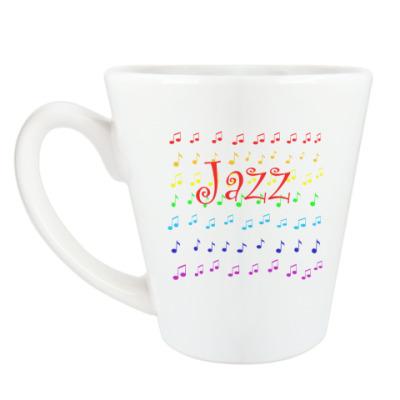 Чашка Латте 'Jazz'