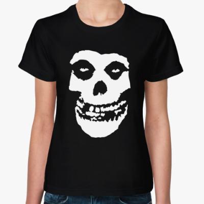 Женская футболка MISFITS