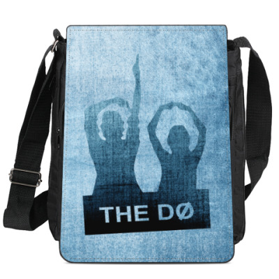 Сумка-планшет The Dø