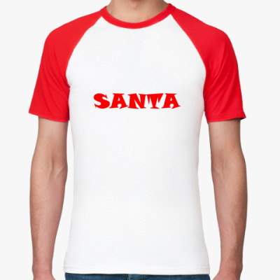 Футболка реглан Santa
