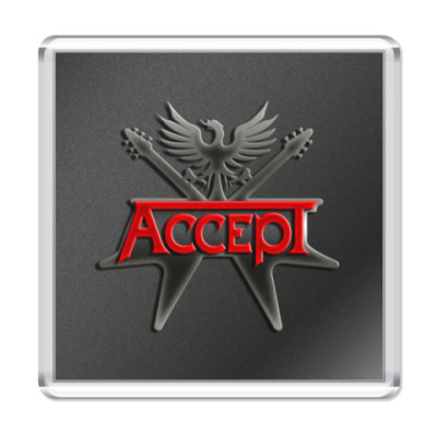 Магнит Accept