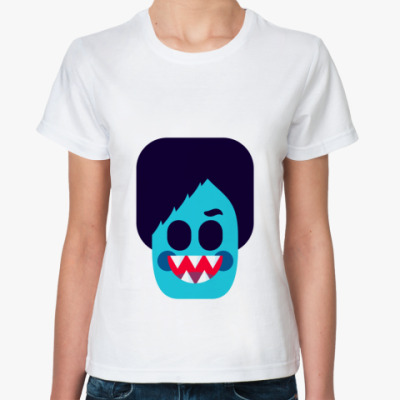 Классическая футболка Pite