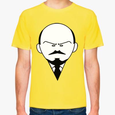 Футболка Ленин