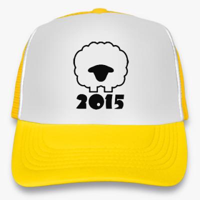 Кепка-тракер Год козы(овцы) 2015