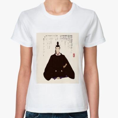 Классическая футболка  'Япония'