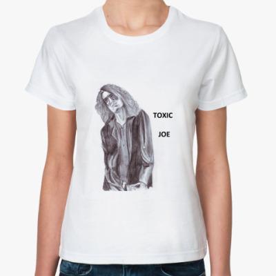 Классическая футболка Джо Перри