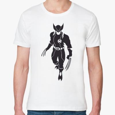 Футболка из органик-хлопка Wolverine
