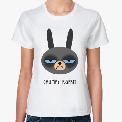Классическая футболка Grumpy Animals