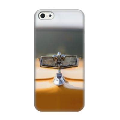 Чехол для iPhone 5/5s Chevrolet El Camino Логотип