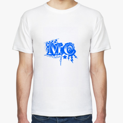 Футболка 'MC'