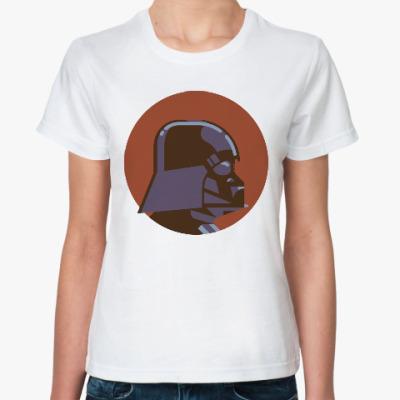 Классическая футболка Дарт Вейдер