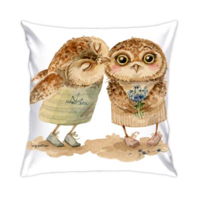 Подушка Поцелуй