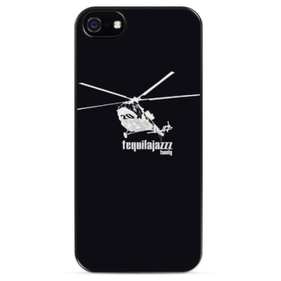 Чехол для iPhone Чехол для iPhone 5 Tequilajazzz