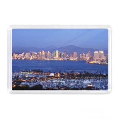 Магнит California, San Diego