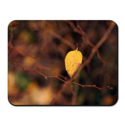 Коврик для мыши Осень