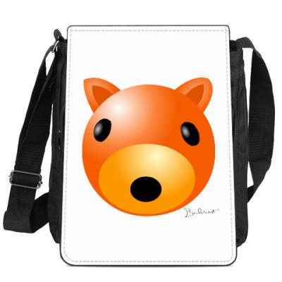 Сумка-планшет Голова Фоти