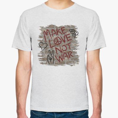 Футболка Make Love
