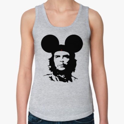 Женская майка  Mickey Mouse Che Guevara