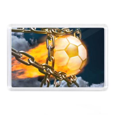 Магнит Футбольный Мяч