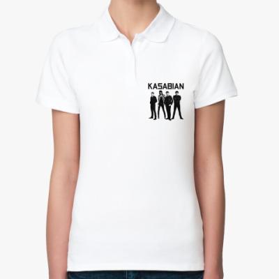 Женская рубашка поло Kasabian