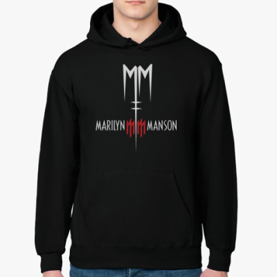 Толстовка худи Marilyn Manson