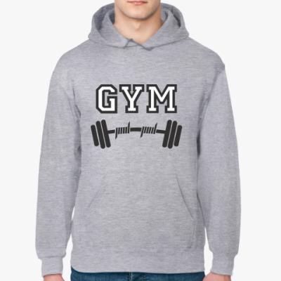 Толстовка худи Gym